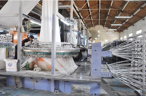 集装袋生产厂家-生产设备