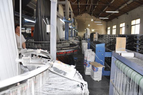集装袋厂家生产设备